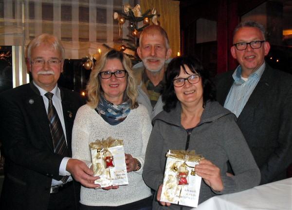 Spendenübergabe Rotary Club Bad Driburg